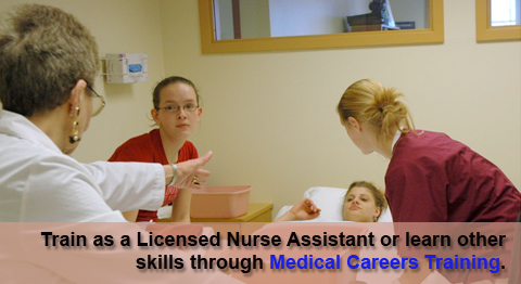 Medical Careers Training